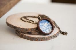 pendant ocean and sky 2